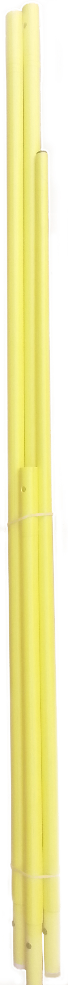 kit perche jaune 6m