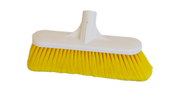 Brosse de lavage simple blanc - BLS