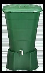 Cuve à eau cylindrique