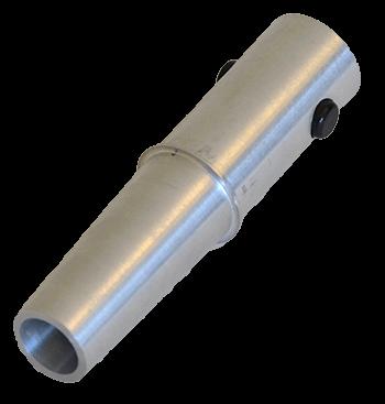 Outil de grattage manchon en aluminium - GMA